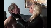 Leather Faceslap - Download mp4 XXX porn videos
