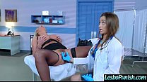 Hard Play With Dildos Between Nasty Wild Lesbians Girls (dani&phoenix) clip-19