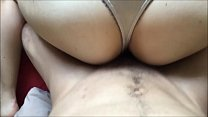 T&A 270 - White Girl, doGgystyle in Satin Lingerie thumbnail