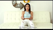 MyVeryFirstTime - Asian Mila Jade takes cock up her ass for the first time pornhub video