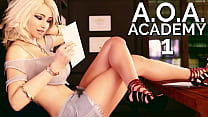 A.O.A. Academy #01 - Can't wait for the naughty!