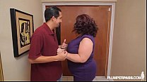 Busty BBW MILF Lady Lynn Fucks Landlord to Save...'s Thumb