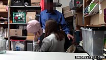 Shoplyfter - Cute Teen Fucks Her Way Out Of Trouble thumbnail