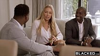 BLACKED Nicole Aniston Is Double Teamed By BBC On Her Day Off - 9Club.Top