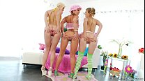 Download Jessie Volt, Chastity Lynn And Sheena Shaw, Scene #01 from Anal Acrobats - Copia preview image