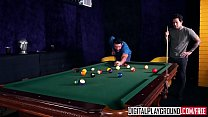 XXX Porn video - Pool Shark - group sex - 9Club.Top
