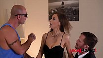 19264 Poker Babe Tina Kay Hardcore Fucked & Double Penetrated By Two Studs GP056 preview