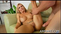 Nasty mom rides to acquire orgasm porn thumbnail