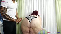 Nikki Cakes takes dick from Ludus Adonis on BBWhighway Image