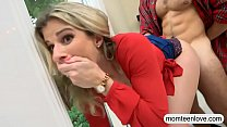 Cory Chase and Sydney Cole crazy 3some with nas...