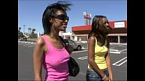 Tinys Black Adventures Threesome with Hydie and Bella