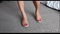 Thai beauty masturbates and sucks pornhub video