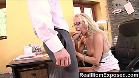 RealMomExposed - Milf neglects her...