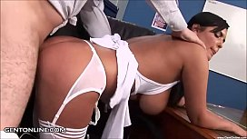 Jasmine Black Getting Ass Pounded Hard