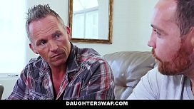 DaughterSwap - Hot Daughters Hypnotized...