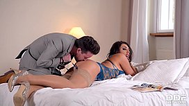 Cheating Husband bangs Ava...