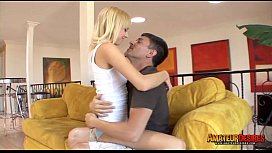 Supervising teen  with a fuck