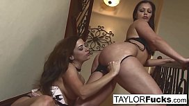 Taylor Vixen and her...
