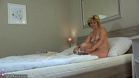 OldNanny Teen girl and...