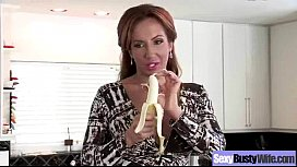 Mature Lady (richelle ryan) With Big Melon Tits Fucks video-20