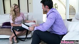 Twistys - (Cherie DeVille, Jay Smooth) starring at An Offer You Cant Refuse.