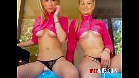 2 Hot Blondes Love...
