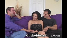 Cuckold Wife Shows Hubby...