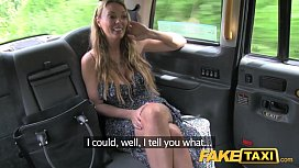 Fake Taxi Welsh MILF...