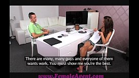 FemaleAgent Amazing casting with...