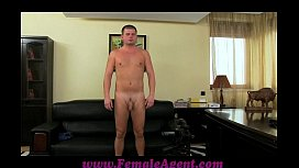 FemaleAgent New agent and her incredible tits