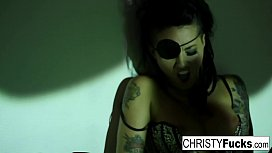 Christy Mack the Pirate...