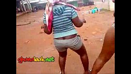HOT GHANAIAN SECONDARY SCHOOL GIRLS