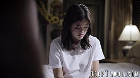 Asian teenie stepdaughter taboo fucked by a mature geezer