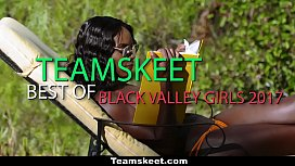 TeamSkeet - Hot Ebony Teens...
