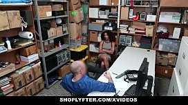 ShopLyfter - Caramel Beauty Gets Caught Redhanded and FUCKEd xxx video