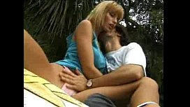 Anita Blond fucked by...