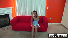 Interracial POV fucking with...