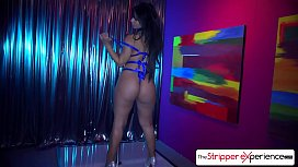 The Stripper Experience - Rose Monroe fucked by a big dick, big booty