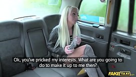 Fake Taxi naughty lady...