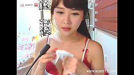 Korean sexy cam girl...