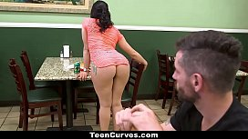 TeenCurves - Eat This Cock...