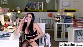 Amazing Sex With Big Round Juggs Office Girl clip-07