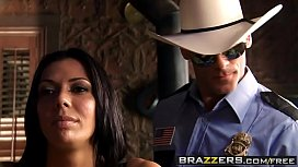 Brazzers - Big Tits In Uniform - (Rachel Starr)( Johnny Sins) - A Real Man..-