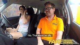 Fake Driving School Cheating...