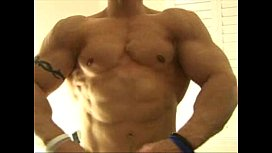 Big Muscle Webcam Guy...