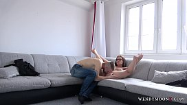 It is Ok For Wendy Moon to be a Slut for one hour to a Random Dude