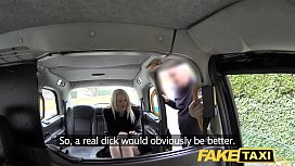 Fake Taxi Horny blonde...