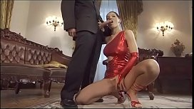 Porn star doing italian chandelier position pussy legs sexy