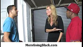 Mommy likes huge black dick 18