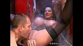 Babes gets pussy licking...